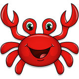 Cute crab Royalty Free Stock Photo