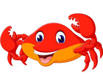 Cute crab Royalty Free Stock Photo