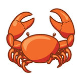 Cute crab Royalty Free Stock Images