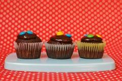Cute cupcakes Stock Photos
