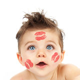 Cute Cupid Royalty Free Stock Photo