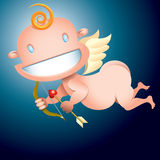 Cute Cupid Stock Images