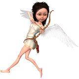 Cute Cupid Stock Photo