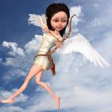 Cute Cupid Stock Image