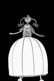 Cute decorative lantern Royalty Free Stock Image