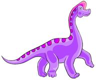 Cute dinosaur. Stock Photography