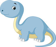 Cute dinosaur Royalty Free Stock Images