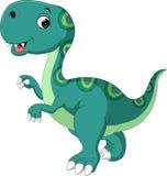 Cute dinosaur Stock Images