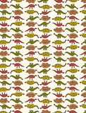 Cute Dinosaur Pattern Stock Images