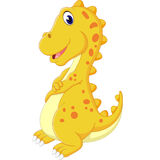 Cute dinosaurus Royalty Free Stock Photography