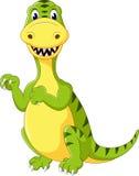 Cute dinosaurus Stock Images