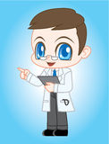 Cute doctor Royalty Free Stock Images