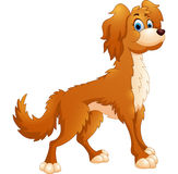 Cute dog cartoon Royalty Free Stock Photo