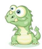 Cute Dragon Stock Image