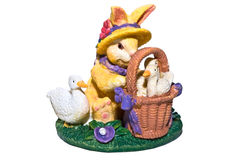 Cute Easter Decoration Royalty Free Stock Photo