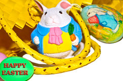 Cute Easter Decoration Stock Image