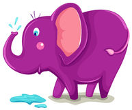 Cute elephant Royalty Free Stock Image