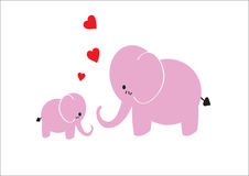 Cute elephant Royalty Free Stock Photography