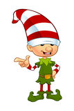 Cute Elf Character Stock Photography
