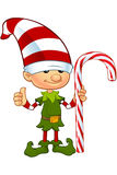 Cute Elf Character Stock Images