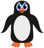 A cute emperor penguin Stock Photo