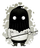 Cute executioner Stock Image