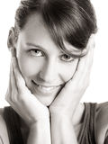 Cute face Royalty Free Stock Photography