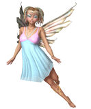 A cute fairy Royalty Free Stock Images