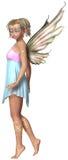 A cute fairy Stock Image
