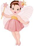 Cute Fairy Ballerina Stock Photo