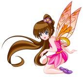 Cute fairy Stock Photos