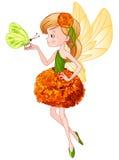 Cute Fairy Stock Image