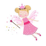 Cute fairy tale Royalty Free Stock Photography