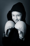 Cute  fighter Stock Images