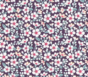 Free Cute Floral Pattern. Royalty Free Stock Photos - 86797998
