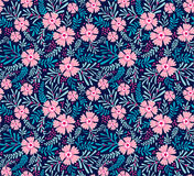 Cute Floral pattern. Stock Photography