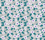 Cute Floral pattern. Royalty Free Stock Photo