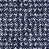 Floral pattern in the small flower. Motifs scattered random. Seamless vector texture_10 vector illustration