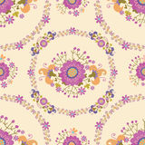 Cute Floral Seamless pattern Royalty Free Stock Images