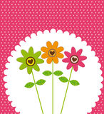 Cute flower Royalty Free Stock Photo
