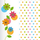 Cute flowers Royalty Free Stock Photos