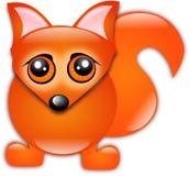 Cute fox Royalty Free Stock Photo