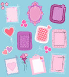 Cute Frames Stock Images