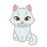 Cute funny cat Stock Photos