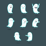 Cute Ghost  1 Royalty Free Stock Image