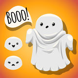 Cute Ghost Stock Photography