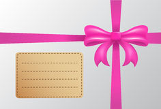 Cute gift box Royalty Free Stock Photography