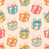 Cute gifts Stock Photo