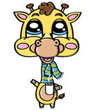cute giraffe Stock Photo
