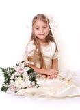 Cute girl Stock Photos